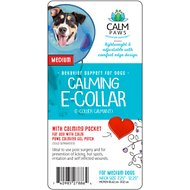 Calm Paws Calming Dog E-Collar, Medium