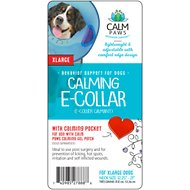 Calm Paws Calming Dog E-Collar, X-Large