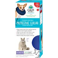 Calm Paws Inflatable Protective Dog & Cat Collar, X-Small