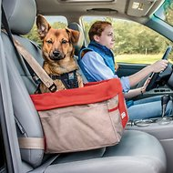 Kurgo Heather Dog Booster Seat, Heather