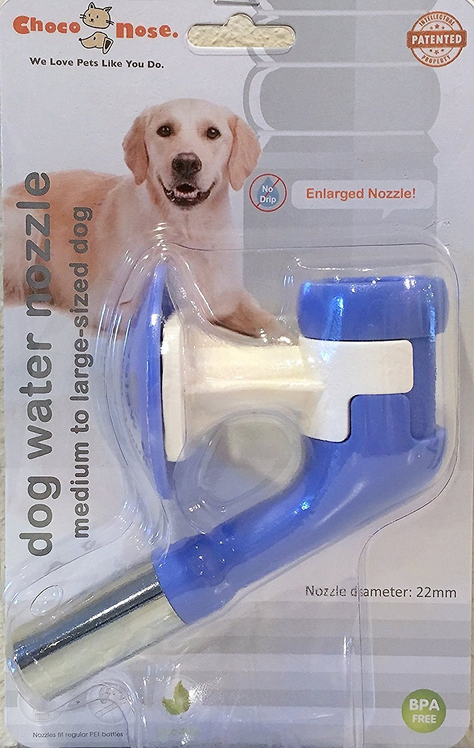 Pet lick waterer with soda bottle