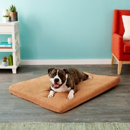 Petmaker Foam Pet Bed, Clay, Jumbo