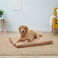 Petmaker Foam Pet Bed, Clay, Large