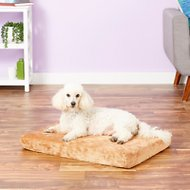 Petmaker Foam Pet Bed, Clay, Medium