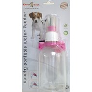 Choco Nose Sporty Portable Dog, Cat & Small Animal Water Bottle, Color Varies, 16mm Nozzle