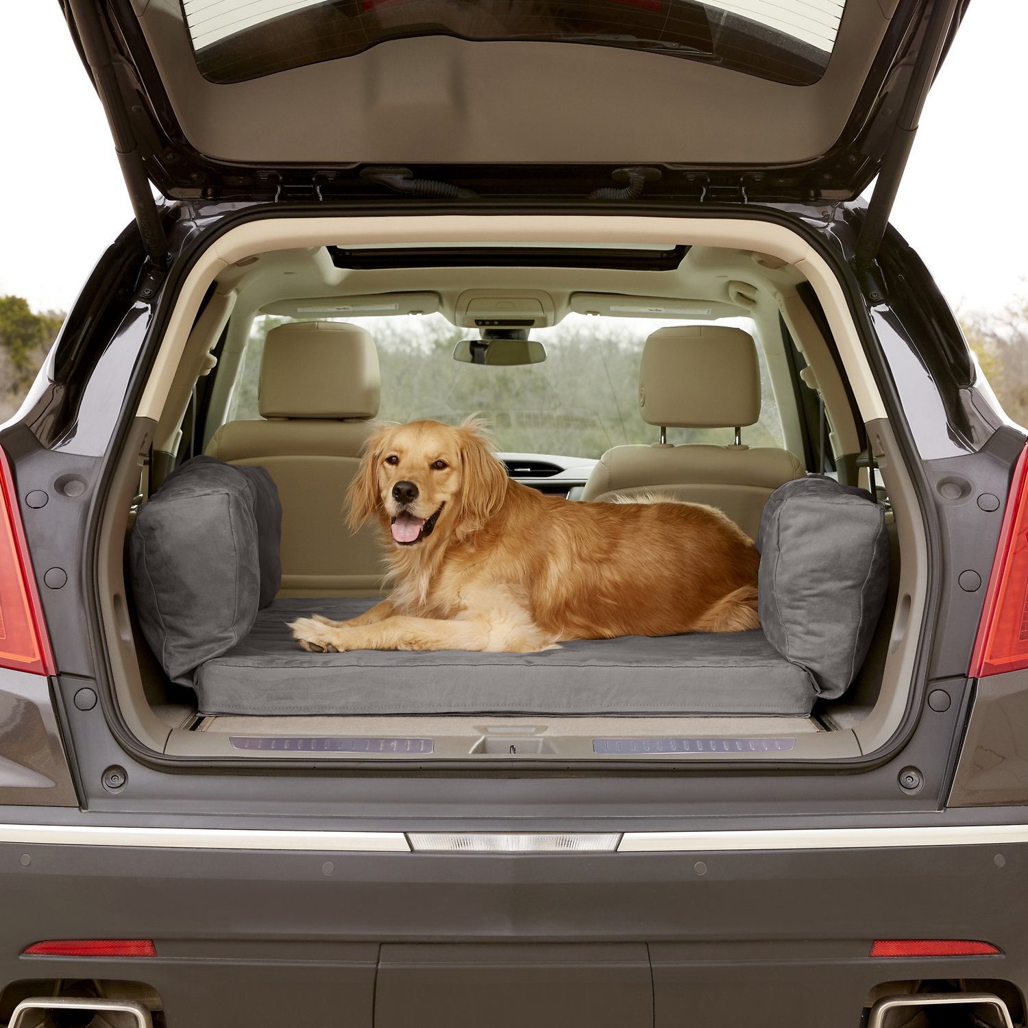 Big Barker Backseat Barker Suv Edition Orthopedic Dog Bed