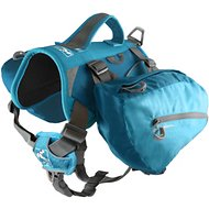 Kurgo Baxter Dog Backpack, Big Baxter, Coastal Blue