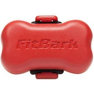FitBark Dog Activity Monitor, Passionate Lover Red