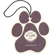 One Fur All Lavender Green Tea Car Freshener