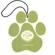 One Fur All Fresh Citrus Car Freshener