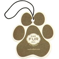 One Fur All Pumpkin Spice Car Freshener