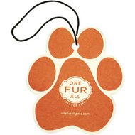 One Fur All Mandarin Sage Car Freshener