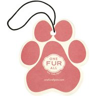 One Fur All Vanilla Creme Brulee Car Freshener