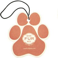 One Fur All Mango Peach Car Freshener