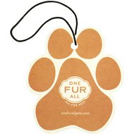 One Fur All Pina Colada Car Freshener