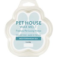 One Fur All Mediterranean Sea Pet House Soy Wax Melt, 3-oz