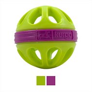 Kurgo Wapple Ball Dog Toy, Courtside Green