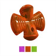 Bionic Stuffer Dog Toy, Orange