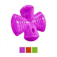 Bionic Stuffer Dog Toy, Purple