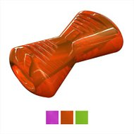 Bionic Bone Dog Toy, Small, Orange