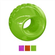 Bionic Ball Dog Toy, Medium, Green