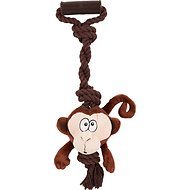 Outward Hound Tuggerz Monkey Dog Toy