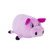 Outward Hound Fattiez Pig Squeaky Plush Dog Toy
