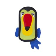 Outward Hound Fire Biterz Toucan Dog Toy