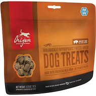Orijen Alberta Wild Boar Singles Freeze-Dried Dog Treats, 3.25-oz bag