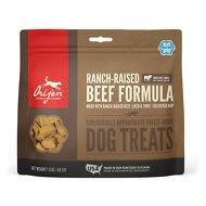 Orijen Black Angus Beef Singles Freeze-Dried Dog Treats, 1.5-oz bag