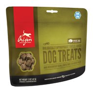 Orijen Free Range Bison Singles Freeze-Dried Dog Treats, 1.5-oz bag