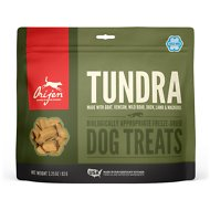 Orijen Tundra Freeze-Dried Dog Treats, 3.25-oz bag