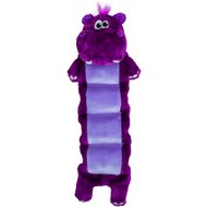 Outward Hound Invincibles Squeaker Palz Hippo Dog Toy