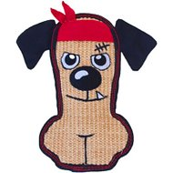 Outward Hound Junkyard Dogs Invincibles Sisal Bandanna Dog Toy