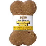 Darford Mega P'Nut Flavor Bone Dog Treat, 10 count