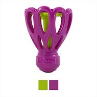 Kurgo Backyard Birdie Dog Toy, Just Violet