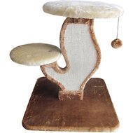 IRIS 21-Inch 2-Tier Cat Tree