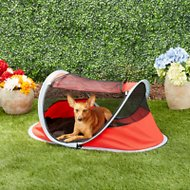 KidCo Command Pet Products Portable Pet Bed, Red