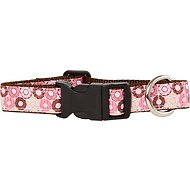 Paws N Claws Couture Donuts Dog Collar, Large