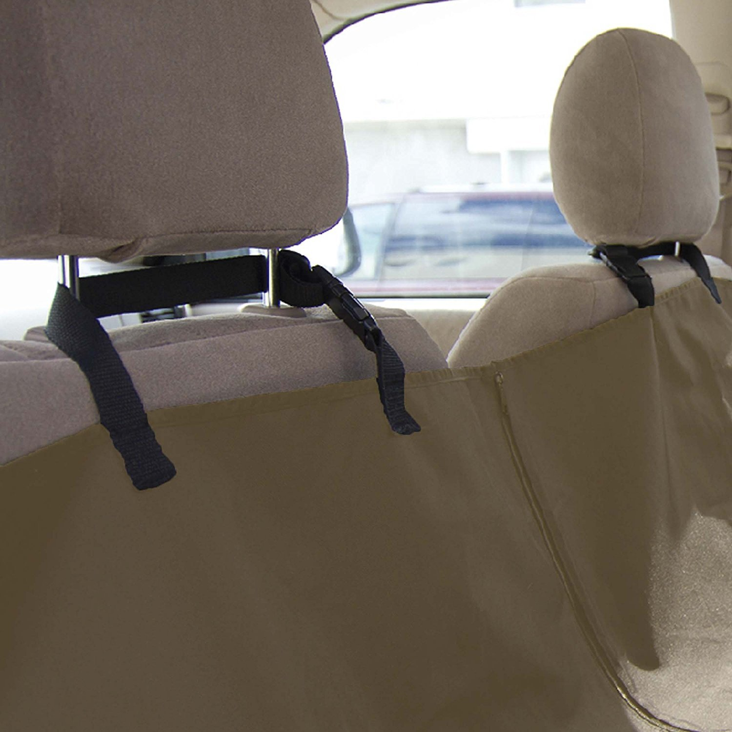 Animal Planet Water Resistant Hammock Style Car Seat Cover