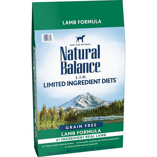 Natural Balance Grain Free Dry Dog Food