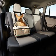 Animal Planet Dog Vehicle Booster Seat, Tan