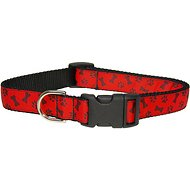 Sassy Dog Wear Paws & Bones Dog Collar, Small