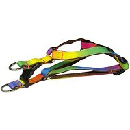 Sassy Dog Wear Rainbow Dog Harness, X-Small, Rainbow