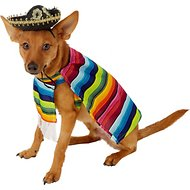 Rubie's Costume Company Serape Dog & Cat Costume, Small