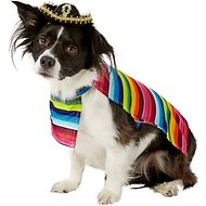 Rubie's Costume Company Mexican Dog & Cat Serape, Medium