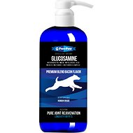 Pure Paw Nutrition Premium Dream Glucosamine Dog & Cat Liquid Supplement, Bacon Flavor, 16-oz
