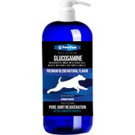 Pure Paw Nutrition Premium Dream Glucosamine Dog Liquid Supplement, Natural Flavor, 32 fl oz
