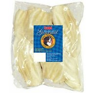 Cadet White Cow Ears Dog Treats, 12-count