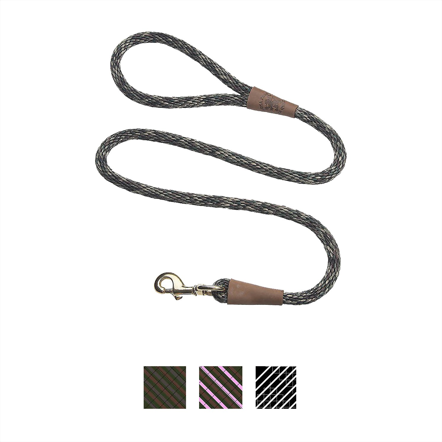 Mendota Products Large Snap Camouflage Print Dog Leash 6
